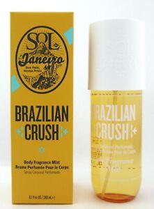 Sol de Janeiro Brazilian Crush Body Fragrance Mist 8.1 oz. Full Size New in Box