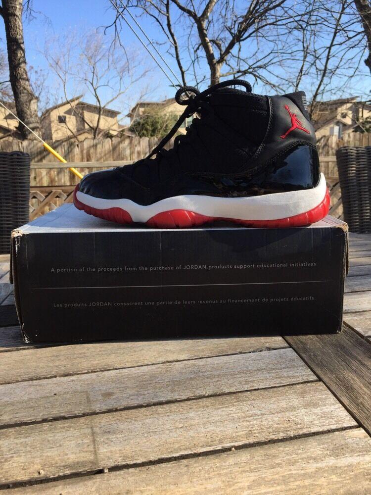 Nike Air Jordan 11 Bred 2001