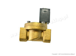 Solenoid-valve-CEME-8514-NC-connection-1-2-034-10-bar-with-coil-230V-50Hz