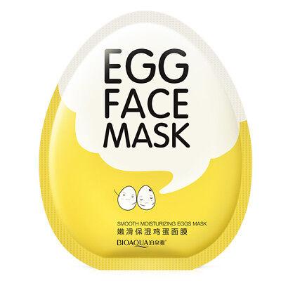 Facial Skin Care Face Mask Sheet Pack Essence Moisture Korean Cosmetics