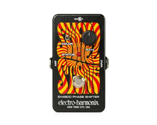 New Electro-Harmonix Small Stone Analog Phase Shifter Effects Pedal EHX