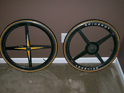 Spinergy Rev-x 650 Tubular Wheelset