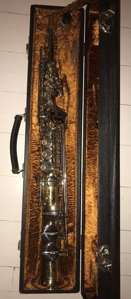 Saxofon, Musica Sopran