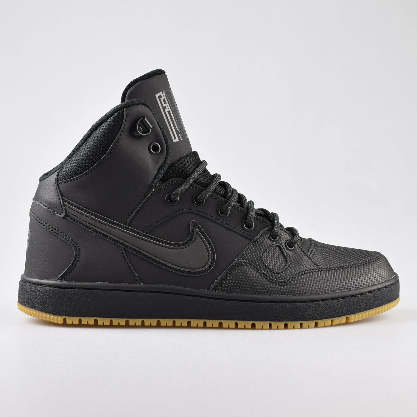 Nike Son Of Force Mid Winter Black Grey Men's Trainers shoes Boots 7_8_8.5_10_12