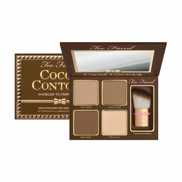 Too Faced Cocoa Contour Chiseled To Perfection Palette Ebay