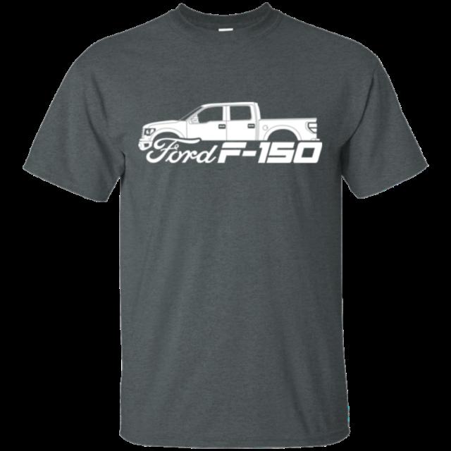 Custom Art T-Shirt for 99-04 F-150 SVT Lightning 5.4 L Supercharged Pickup Truck