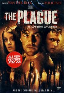 NEW-DVD-THE-PLAGUE-CLIVE-BARKER-James-Van-Der-Beek-Ivana-Milicevic