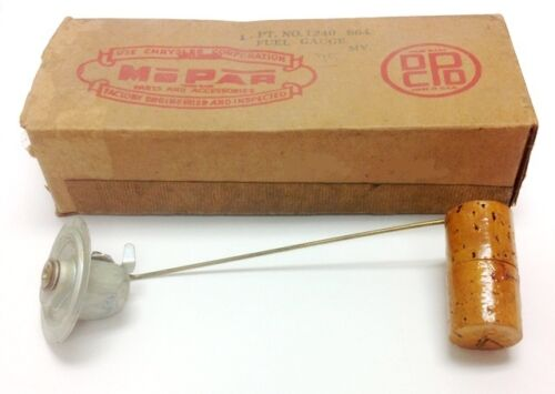 Dodge Chrysler Six DeSoto NOS Fuel Guage Sender for 1949-1952 Plymouth