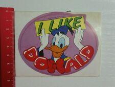 Aufkleber/Sticker: Donald Duck (03041610)
