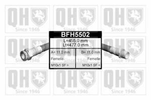 Genuine QH Brake Hose Front Axle Braking Part Fits VW Sharan 1.9 Tdi 4Motion
