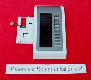 Siemens-openStage-Keymodul-40-Key-Module-iceblue-refurbished