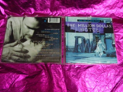 1 of 1 - THE MILLION DOLLAR HOTEL : MUSIC FROM THE MOTION PICTURE : (CD, 16 TRACKS, 2000)