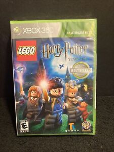 LEGO Harry Potter: Years 1-4 - Xbox 360 Game - Free Shipping 🔥🚐