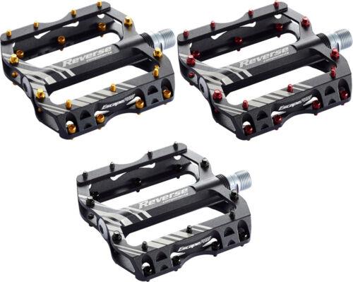 Platform Pedals Reverse Escape pro Black