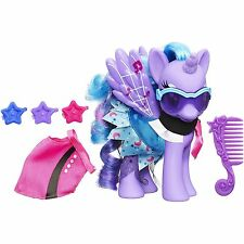My Little Pony Princess Luna Through The Mirror Deluxe Fashion Style Figure!