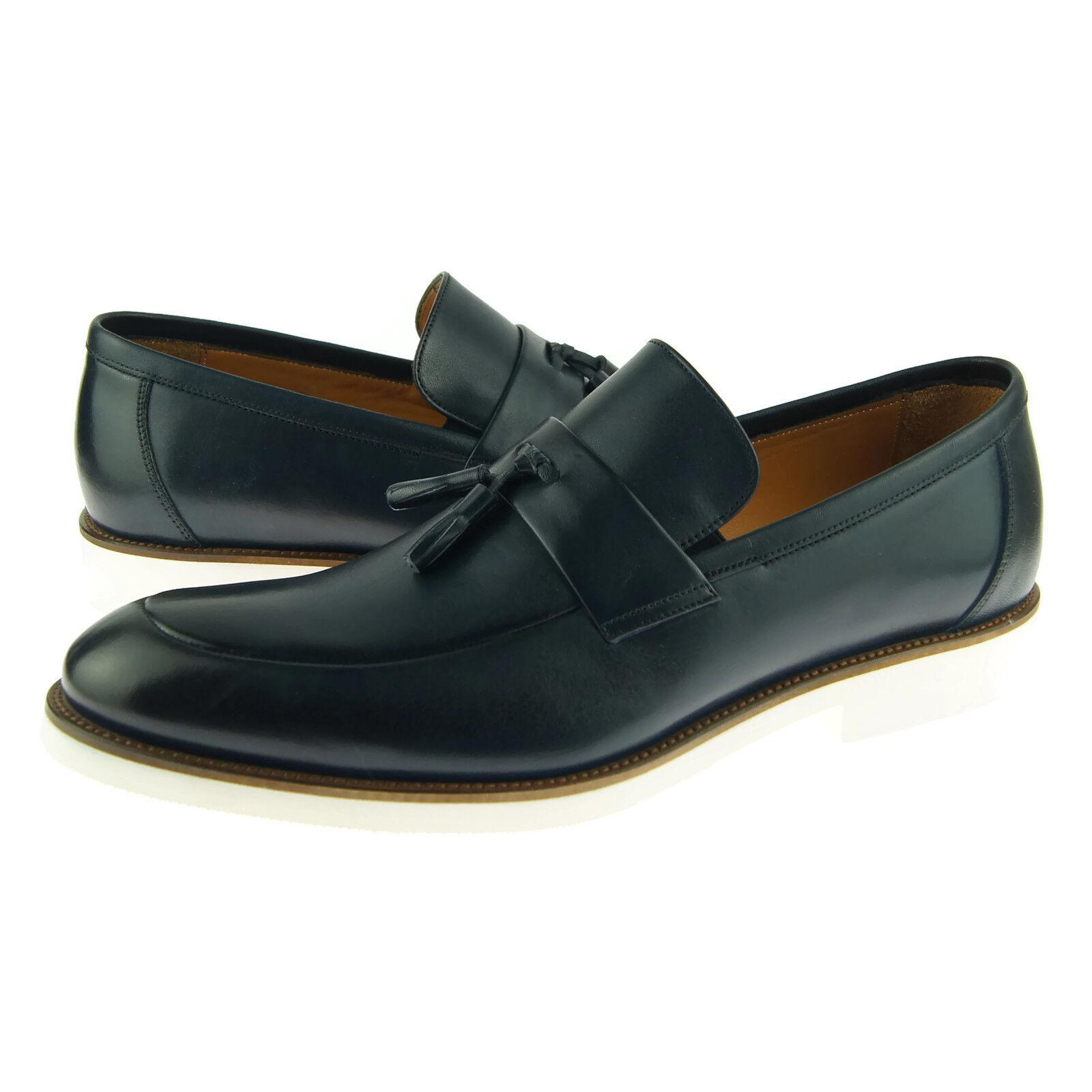 Alex D     Scottsdale   Mocassins à Glands,Homme Robe Chaussures Cuir Décontracté,  magasin discount