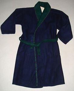 Robe De Chambre Garcon 12 Ans Neuf Etiquette Ebay