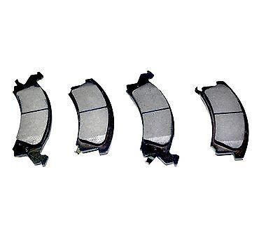 New S.Y.L Ceramic Rear Brake Pads D1004C For Saab /& Subaru 2003-2008