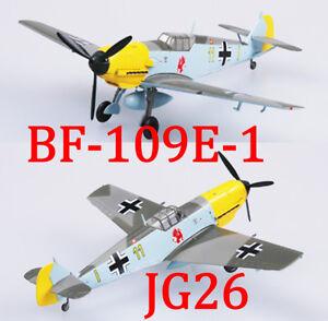 Easy-Model-1-72-Germany-BF-109E-1-9-JG26-37283