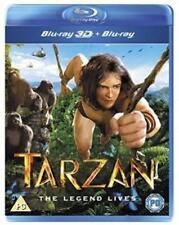 Tarzan [Blu-ray 3D + Blu-ray] [2014] Blu-ray BRAND NEW AND SEALED