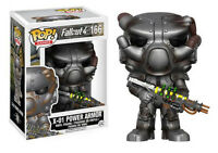 Pop Games: Fallout 4 - X-01 Power Armor Funko 166