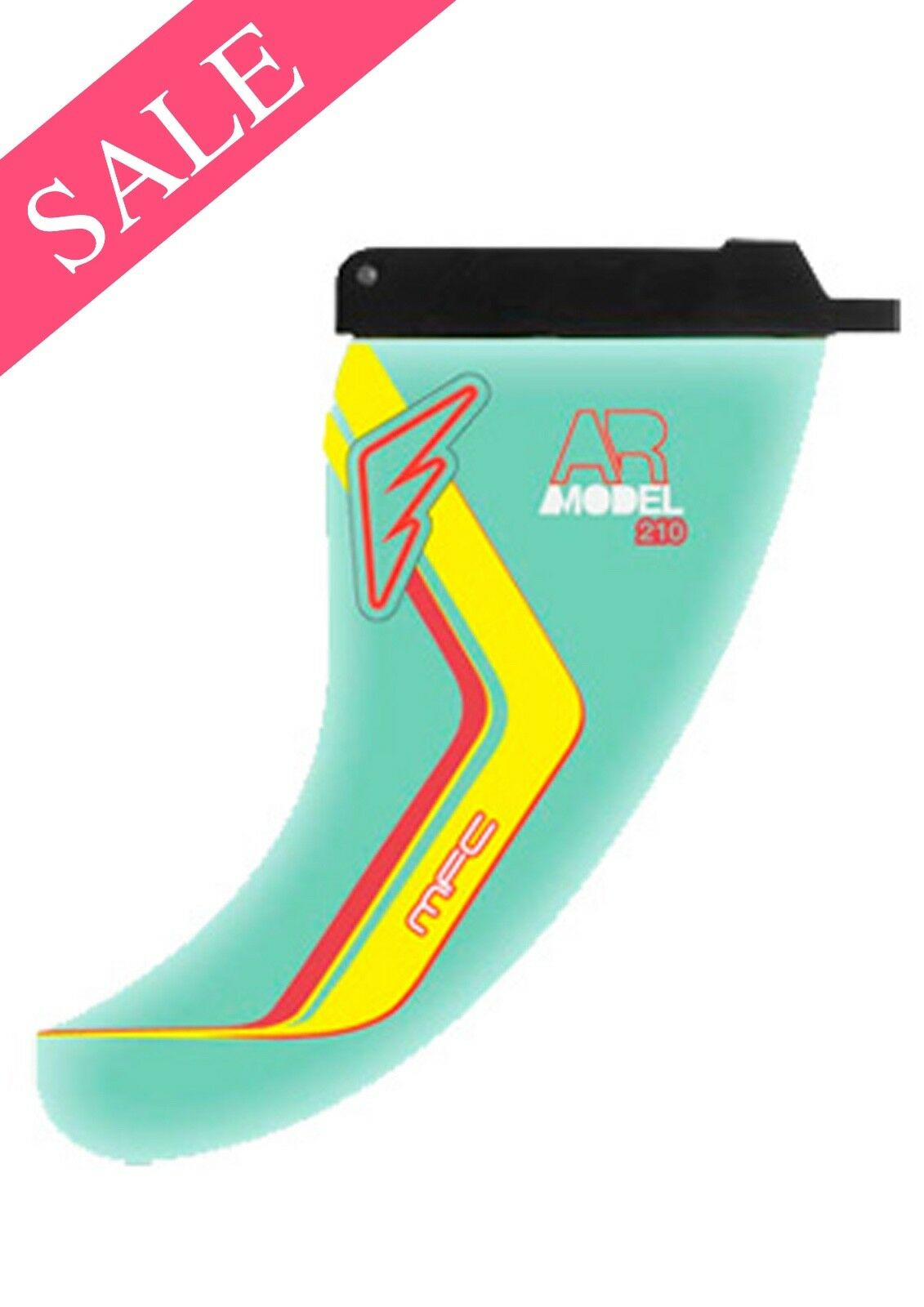 NEW MFC AR G-10 Windsurf Fin US BOX 22cm RRP  SAVE
