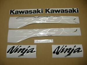 Details About Zx 9r 2003 Ninja Full Decals Stickers Graphics Kit Set Adesivi Aufkleber Zx9r
