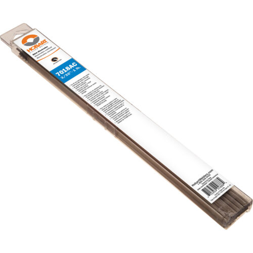 x 14inL Hobart Stick Electrodes 1-lb Pkg 7018AC #H119832-R01 3//32in Dia
