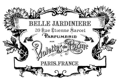 viento luces 11008 muebles-Vintage-SHABBY-French F Pegatinas Transp vidrio