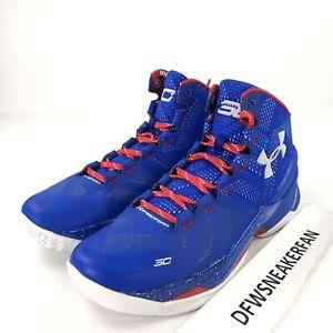 e0c8efb30de8 Under Armour Curry 2 Providence Road Men s 9 USA Basketball Shoes ...