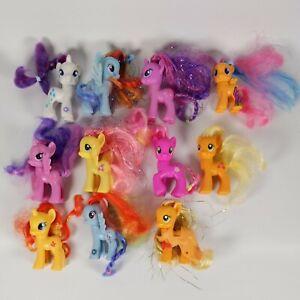 My little pony 2010 Bundle 3.5 inch X 11 ponies nice condition MLP bundle #L1
