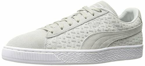 Puma Uomo Classico in pelle Sneaker- Scamosciata Rilievo V2 Moda Sneaker- pelle Select Sz / f6514e