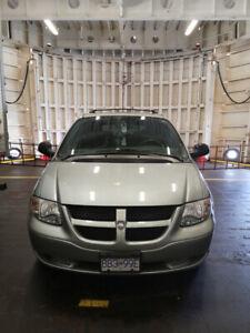 2003 Dodge Caravan (177000 km)