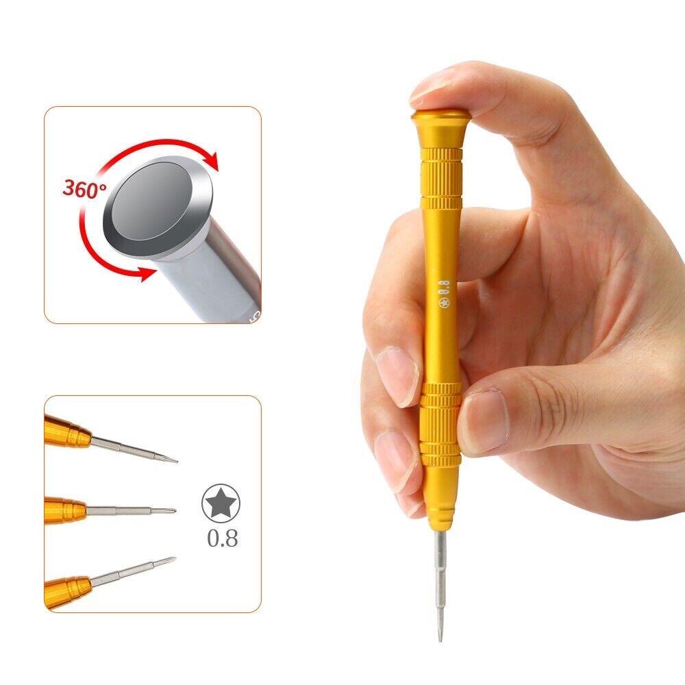 Precision 0.8 Pentalobe Screwdriver 5 star screwdriver for ...