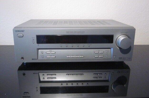 Receiver, Sony, STR-DE495