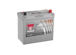 Yuasa-Silver-High-Performance-SMF-Battery-48Ah-430CCA-YBX5053-4Year-Warranty