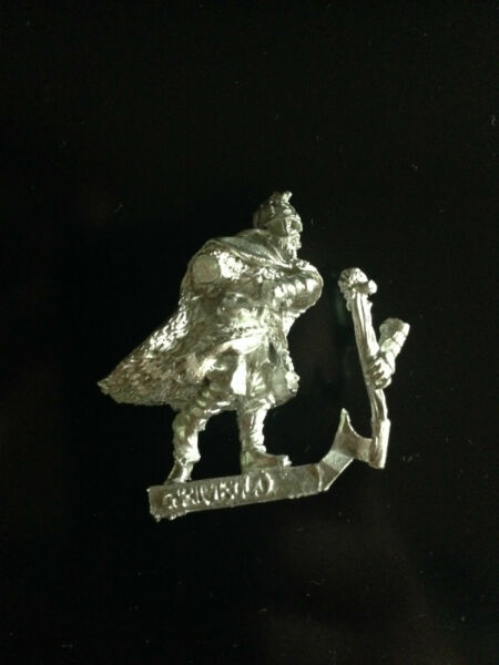 Entusiasta Warhammer Lord Of The Rings Lotr - Grimbold Metal Oop