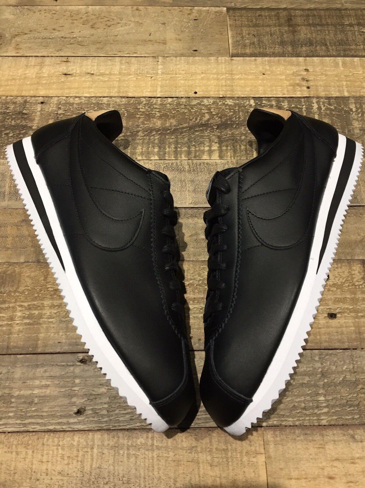 Nike Classic Cortez SE   Black   Tan   UK 10.5   EUR 45.5   US 11.5   861535-004