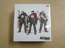 3A Heavy TK Action Portable 3 Pack 1/12th Scale NEW SEALED Kato Soh Nasu ThreeA
