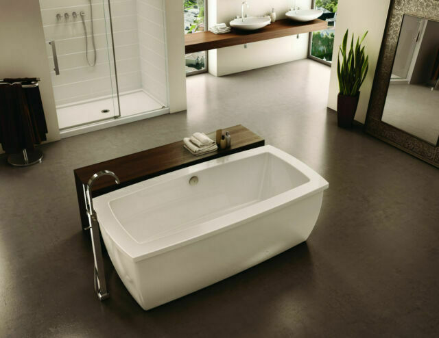 Fleurco Aria 70 X 35 X 25 Serenade Bathtub Bse7035 18k 11 For Sale Online Ebay