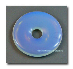 OPALITE-OPALGLAS-Donut-50mm-Edelsteine-Anhaenger-inkl-1-schwarzes-Lederband