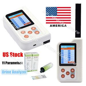 us sale portable urine analyzer 11 p urine test bc401 usb. Black Bedroom Furniture Sets. Home Design Ideas