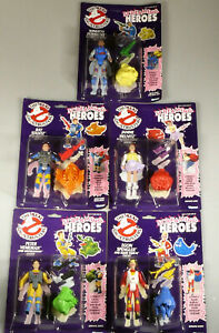 PRL-THE-REAL-GHOSTBUSTERS-KENNER-SCREAMING-HEROES-MOC-EGON-SPENGLER-RAY-STANTZ