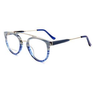 d810604ec2 Image is loading Designer-Vintage-Oval-Eyeglass-Frame-Men-Women-Optical-