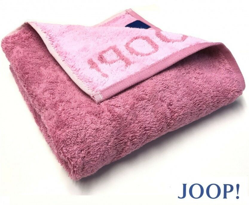 B JOOP 1600 CLASSIC DOUBLEFACE FROTTIER HANDTUCH DUSCHTUCH SAUNATUCH 20 MAGNOLIE | Speichern