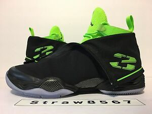 brand new 8b357 0baf4 Image is loading DS-Nike-Air-Jordan-XX8-28-Black-Electric-