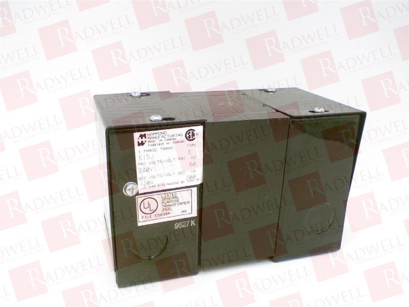 HAMMOND POWER SOLUTIONS EI5J   EI5J (NEW IN BOX)
