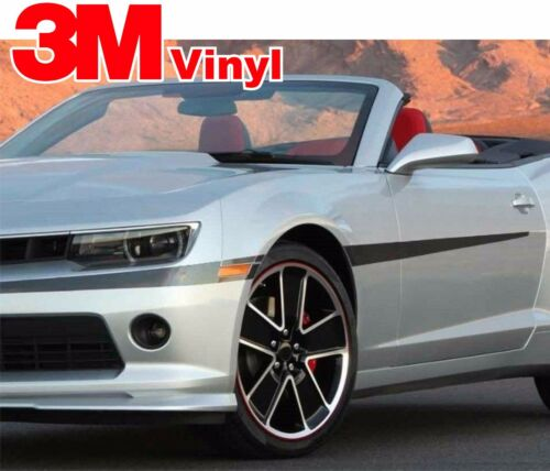 2010-2016 NEW Camaro Commemorative Edition Racing Stripes 3M Graphic Decal kit