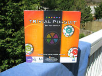 Trivial Pursuit bet You Know It Hasbro 2009 & Factory Sealed