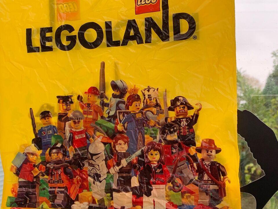 Lego andet, LEGO LEGOLAND PLASTPOSER